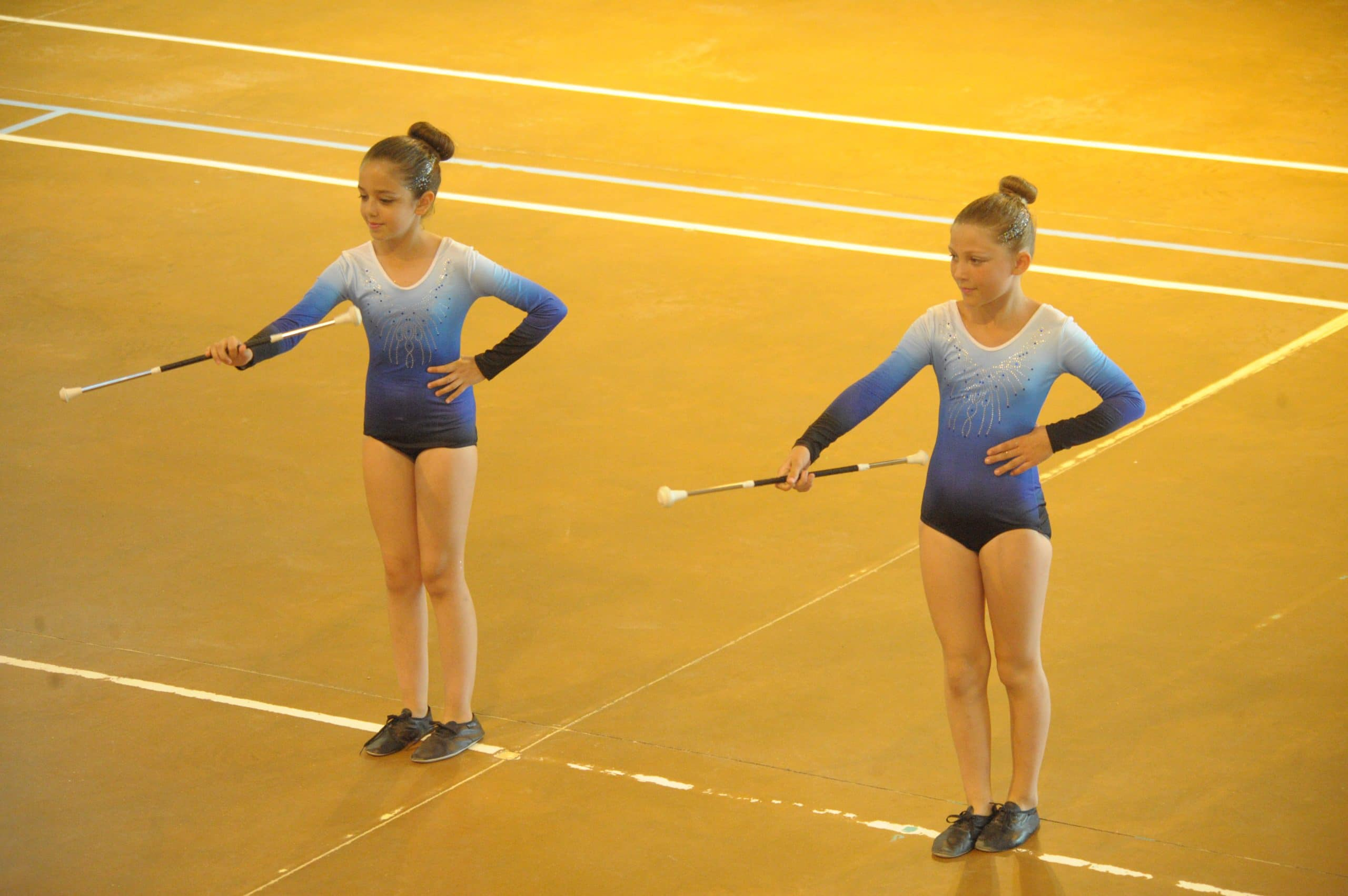 Twirling club «Le Crulaisien»